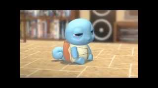 Baby Squirtle & Baby Bulbasaur