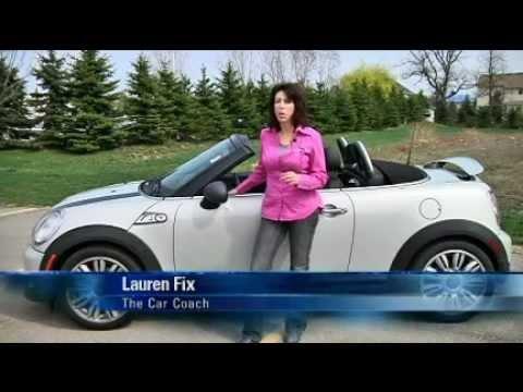 2012 MINI Cooper Roadster: Expert Car Review Lauren Fix