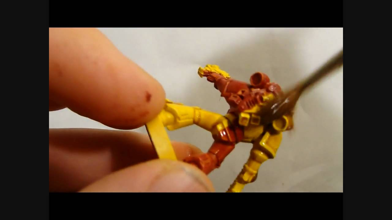 How to Paint Howling Griffons