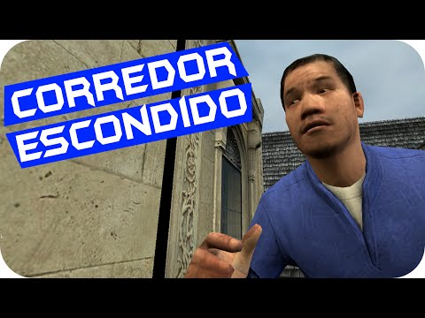 Garry's Mod: Hide And Seek - Corredor Escondido