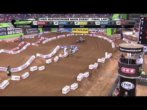 2014 Monster Energy AMA Supercross FIM World Championship - Houston, TX (USA)