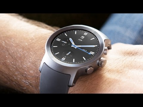Top 5 Best Android Wear 2.0 Smartwatches 2017