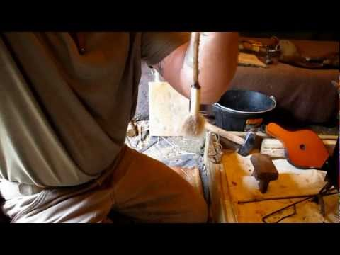 Journal of the Yurt 52 Making Flintlock Tools.wmv