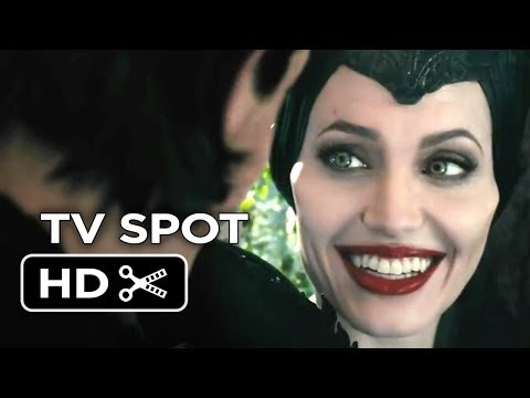 Maleficent Extended TV SPOT  - There Is No Such Thing (2014) - Angelina Jolie Movie HD