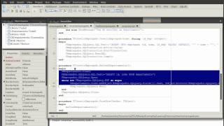 Lazarus vs PostgreSQL