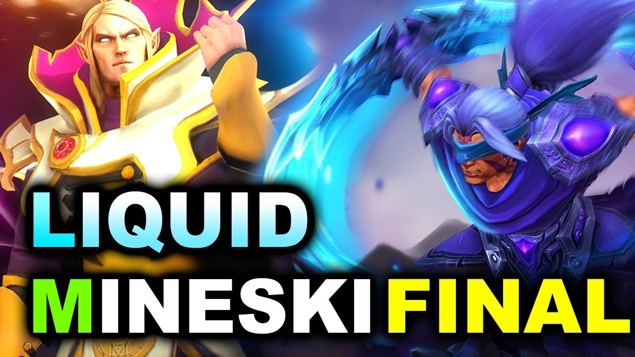 LIQUID vs MINESKI - GRAND FINAL - SL I-LEAGUE 3 MINOR DOTA 2
