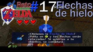 Zelda Ocarina of Time con 3 Corazones - #17 Las flechas de Hielo