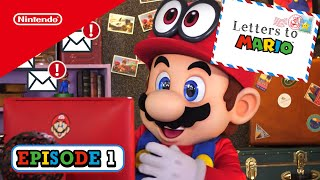 Send Your Letters to Mario!