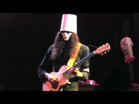 Buckethead  Nottingham Lace