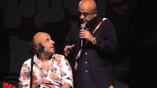 """Paolo Cevoli in """"Palmiro Cangini Lettera al ministro Carfagna"""""""