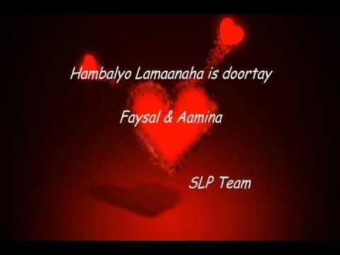 Somali Lyrics Presents - Gob-baad