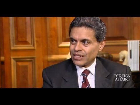 Fareed Zakaria on American Competitiveness