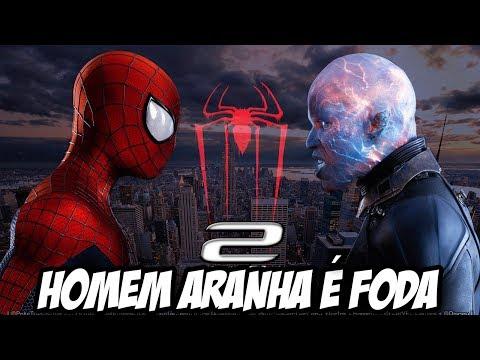 O Espetacular Homem Aranha 2 [SEM SPOILER] Spider man é foda!