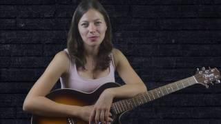 Розы Темно-Алые - Лоя (На гитаре урок)