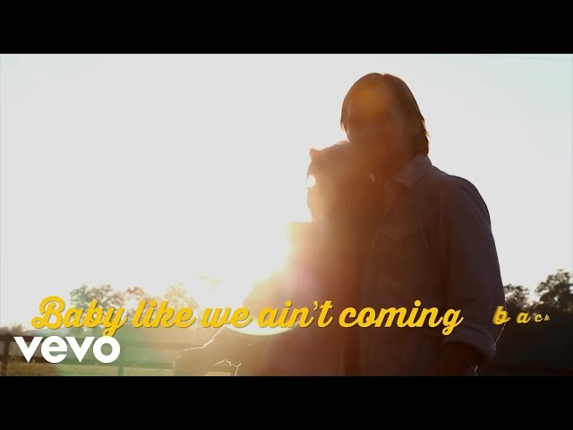 Dallas Smith - Wastin' Gas (Lyric Video)