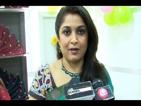 Ramya Krishnan Inaugurates Green Trends