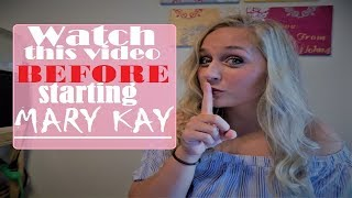 I'm No Longer A Mary Kay Sales Director & Why!