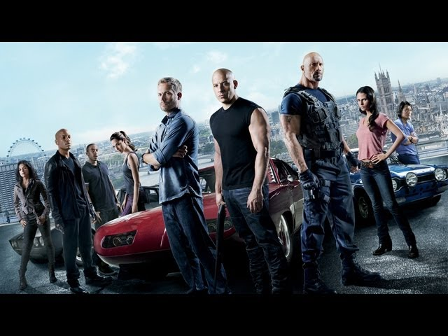 Fast and Furious 6 The Game Trailer