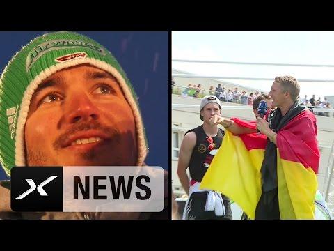 Bastian Schweinsteiger vs. Felix Neureuther: die Wette | FC Bayern München vs. Ski alpin