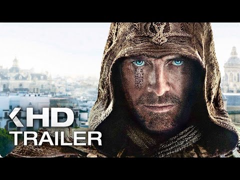 Assassin's Creed ALL Trailer & Clips (2016)