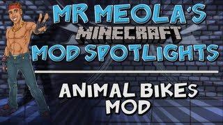 MEOLA's Mod Spotlights - Animal Bikes Mod | I Want to Ride My Bicycle!