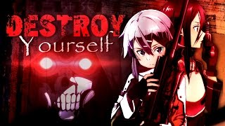 |AMV| Sword Art Online II - Destroy Yourself