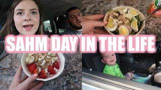 THIS IS RIDICULOUS // DITL OF A SAHM // WHAT WE EAT IN A DAY