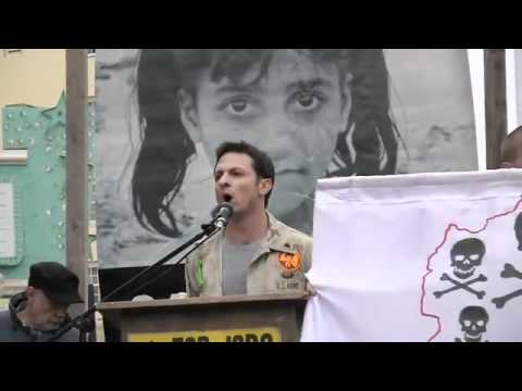 US Army Iraq War Veteran Mike Prysner's Speech 2011