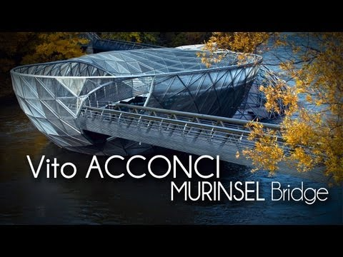 [HD] Vito ACCONCI - (2003) - MURINSEL (Graz - AUSTRIA) Video