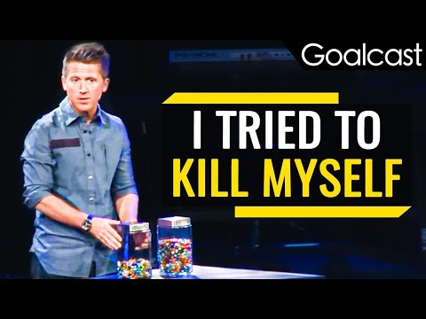 This is How 936 Marbles can Change Someone's Life   Josh Shipp   Goalcast
