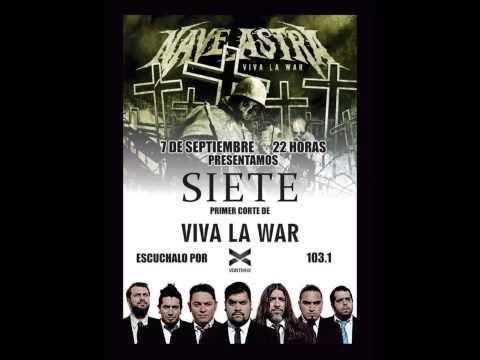 NAVE ASTRA entrevista y estreno de SIETE en VORTERIX METAL 7/9/2014