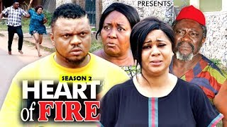 Heart Of Fire Season 2 - (New Movie) 2018 Latest Nigerian Nollywood Movie Full HD | 1080p