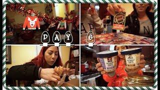 Vlogmas 2018 Day 6 - Taco Bell Mukbang (Eating Show) + DIY Christmas Garland | Romina Vasquez