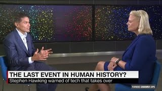 IBM's CEO on the future of technology