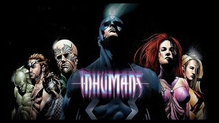 Topic Video: Why an Inhumans TV Show May Be Better Than A Movie