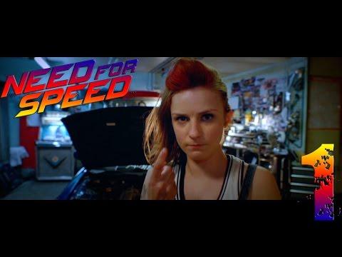 Need for Speed 2015. Прохождение. Часть 1 (Выбор машины и тюнинг) 60fps