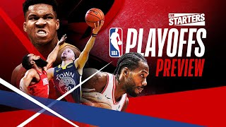 NBA Playoffs Preview - The Starties