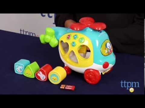 Sort & Go Helicopter from VTech