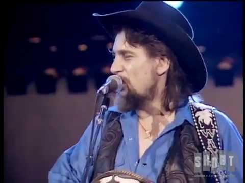 "Waylon Jennings - ""Storms Never Last"" (Live at the US Festival, 1983)"