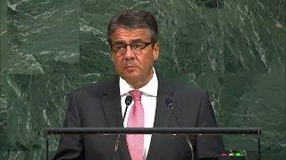 """Vereinte Nationen: Sigmar Gabriel warnt vor Konflikt mit Iran – """"Am Ende gibt es nur Verlierer"""""""