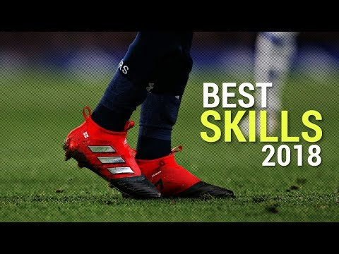 Best Football Skills 2018 #3