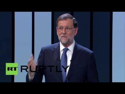 Spain: Party leaders go head-to-head in TV debate ahead of election