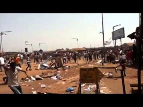 L'affrontement entre peulh et malinké en Guinée Conakry