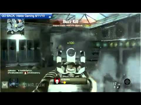 Call of Duty Black Ops Multiplayer Video