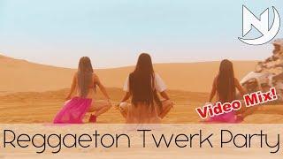 Best Reggaeton Twerk Video Mix #16    New Latin Dancehall Hip Hop RnB Pop Club Dance Music 2017