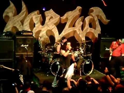 Korzus Punk Metal All Stars - Blackmore Rock Bar (Set/2011)