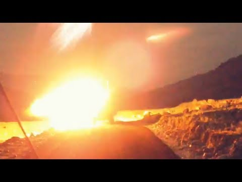 TOW Missile Strikes In Afghanistan