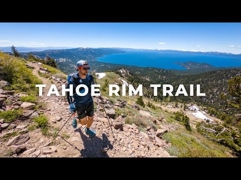 Tahoe Rim Trail 5 Day Fastpacking Attempt in High Snow Year