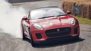Jaguar F-TYPE на«Интерлагос»| 360 видео