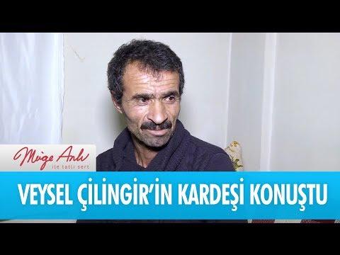 Veysel Çilingir'in kardeşi Erol Çilingir konuştu - Müge Anlı İle Tatlı Sert 21 Aralık 2017